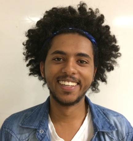 Haben Tesfu, Project Student
